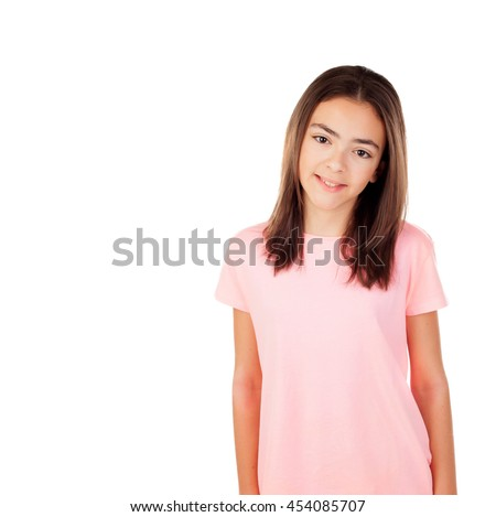 woman in t shirt ready for bed