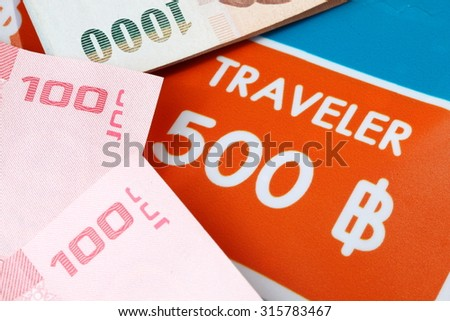 Price guide and  banknote represent the financial and business concept related idea.