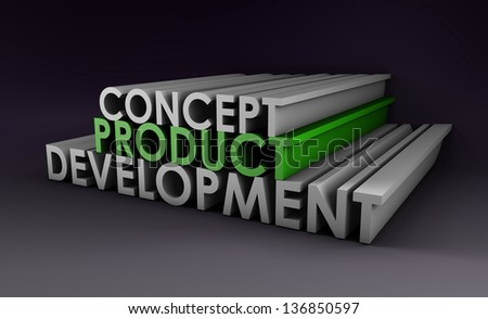Product Development Step and Phase as Concept