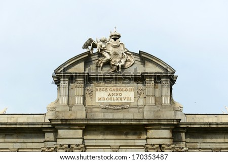 Neo-classical style Stock Photos, Neo-classical style Stock Photography, Neo-...