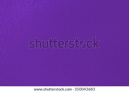 Purple leather background.