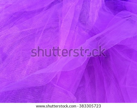 Purple mesh clothing fabric. Abstract background  texture