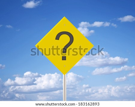 Question Sign