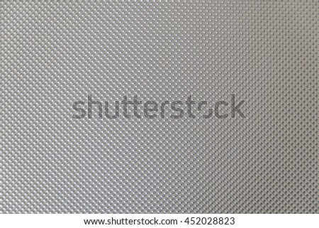 Raised bubble metal pattern