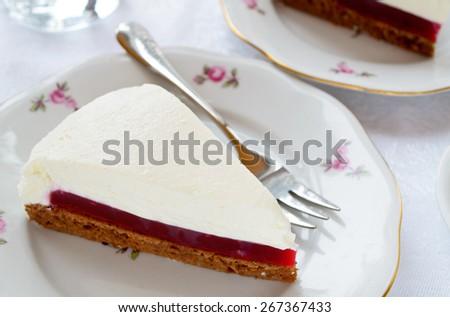 Tomatoes Cream Cheese Cherry Coffee Cake