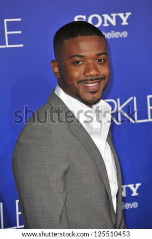 "Ray J Norwood, aka Ray J, at the world premiere of  ""Sparkle"" at Grauman's Chinese Theatre, Hollywood. August 16, 2012  Los Angeles, CA Picture: Paul Smith / Featureflash"