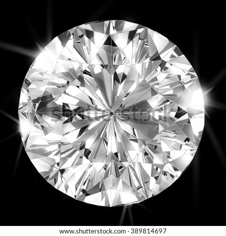 realistic diamond caustic close texture 3d stock