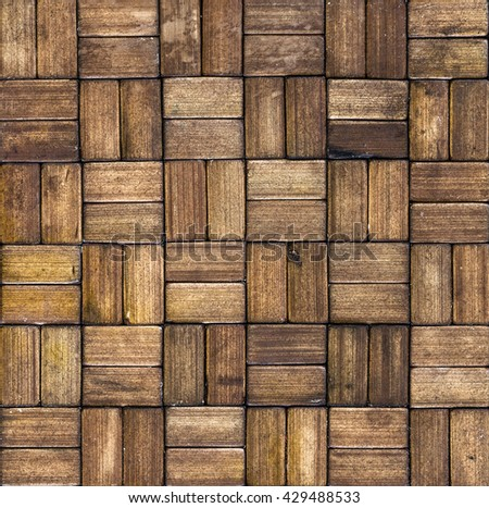 Rectangular wooden plank background
