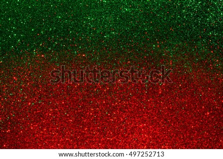 red and green sparkles - photo #15