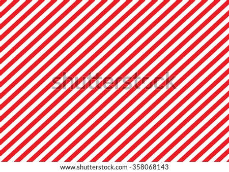 Diagonal Red Stripes Background Pattern Texture Stock