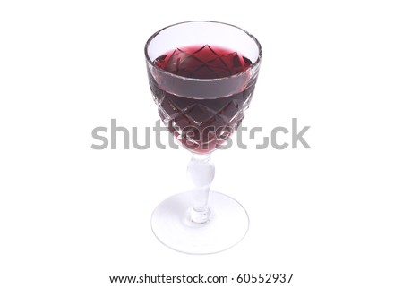 Two glasses wine reflected mirror stock photo 19846261 shutterstock - Anti spill wine glass ...
