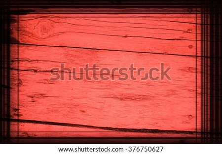 red wooden background,Interior Design  Wall
