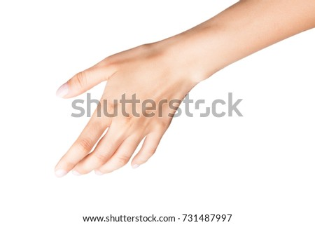 Thumb in palmar position Mrs Consult