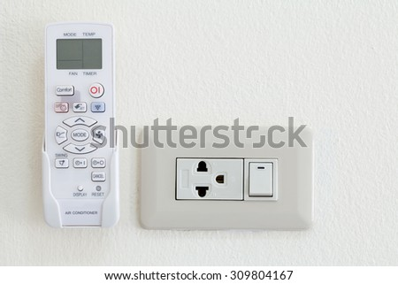 remote control air and switch