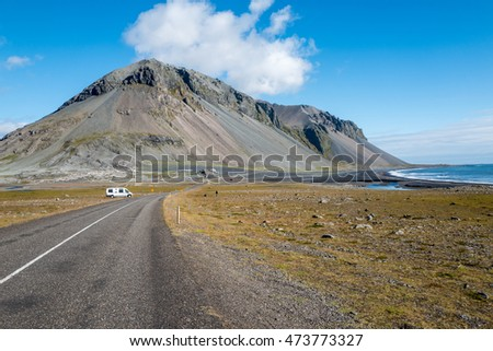 Ring road and southeastern Iceland
