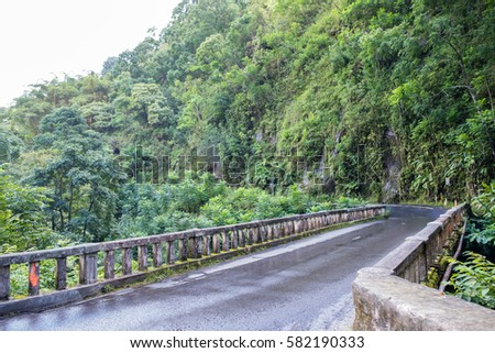 curved mountain road stockfoto 506457244   shutterstock