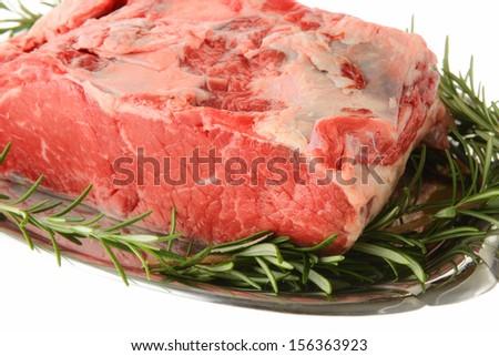 Rib roast Stock Photos, Illustrations, and Vector Art