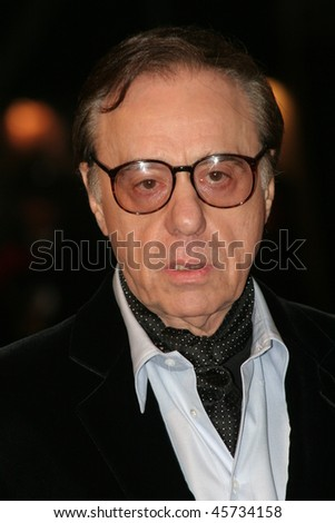 ROME - OCTOBER 23: Director Peter Bogdanovich attends the Premiere for 'Dukes' during day 6 of the 2nd Rome Film Festival on October 23, 2007 in Rome, Italy.