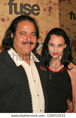 stock photo ron jeremy and dennis hoff.