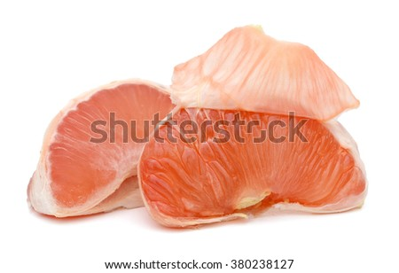 Ruby Red Grapefruits, segments