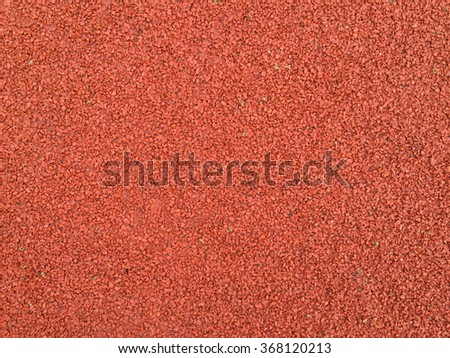 Running track texture background