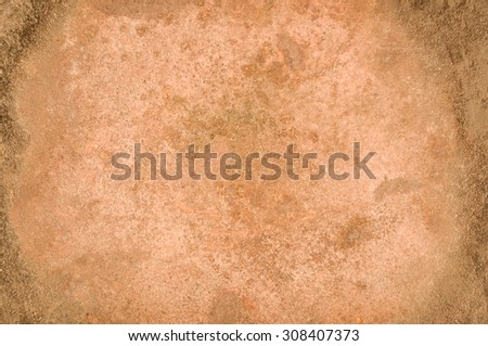 Rusty distressed metallic corrosion surface texture