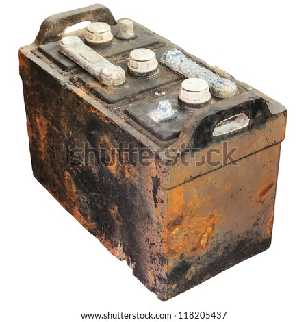 Old car batteries for sale ebay