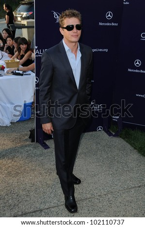 Ryan Phillippe at the 9th Annual Chrysalis Butterfly Ball, Private Location, Beverly Hills, CA. 06-05-10