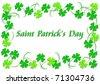 Saint Patrick's Day - stock vector