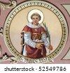 Saint Stephen - stock photo
