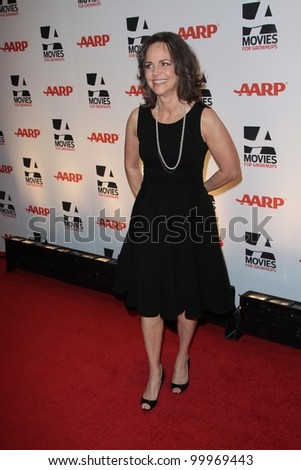 Sally Field  at AARP Magazine's Movies For Grownups, Beverly Wilshire Hotel, Bevely Hills, CA. 02-07-11