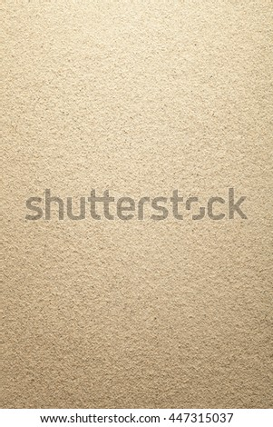 Sandy beach texture for background. Top view