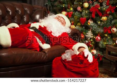 Sexy Santa Claus Young Muscular Man Stock Photo 320054768 Shutterstock