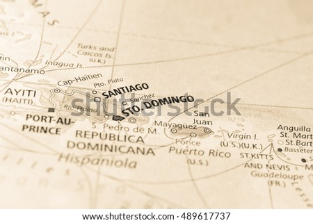 Santo Domingo, Republica Dominicana.