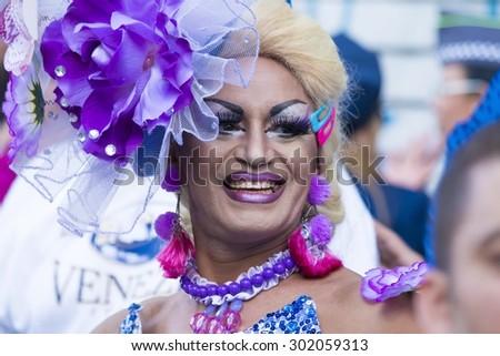 Transsexual mistress seeks