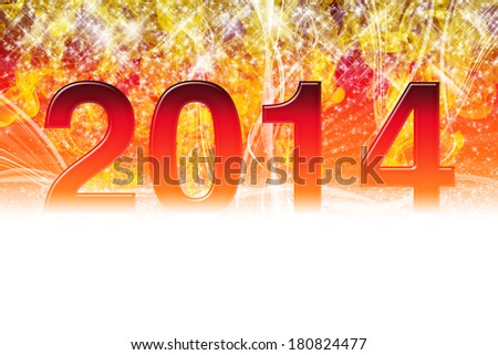Scintillating New Year