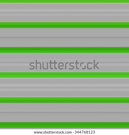 Seamless abstract background green with  horizontal lines