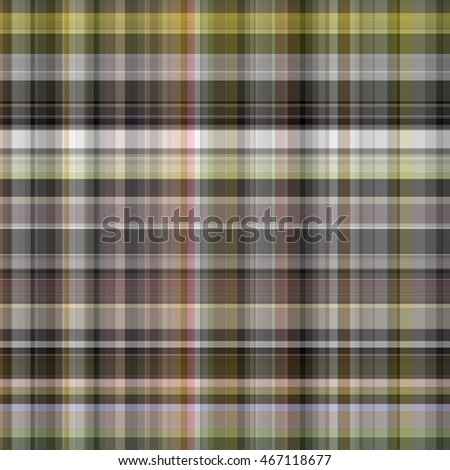 Seamless grey background of plaid pattern. illustration digital background.