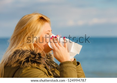 Runny Nose When Eating Warm Food