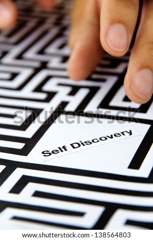 self discovery concept