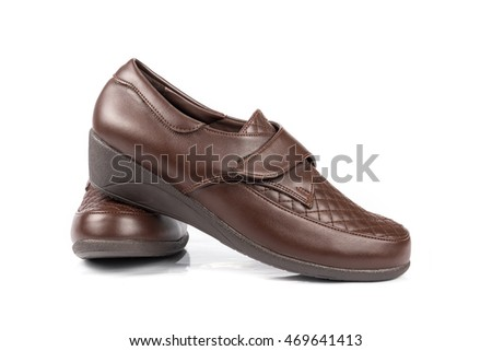 Senior women shoes