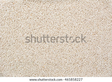 Sesame seeds texture  background