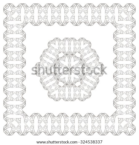 Stock Vector Mandala Round Ornament Pattern moreover ZODIAC SIGNS 3 furthermore Baby001pr bw 156544 besides Coleccionde Cliparts De Ornamentos De furthermore Vector Ethnic Set Arrows Feathers Crystals 374343895. on indian american style borders