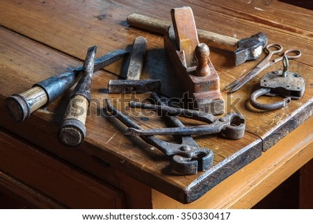 Muzzleloader Accessories Stock Photo 33925324 Shutterstock