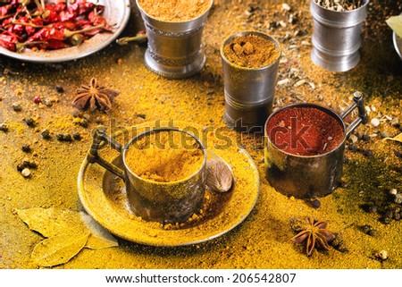 Asian Tea Set Stock Photo 326442794