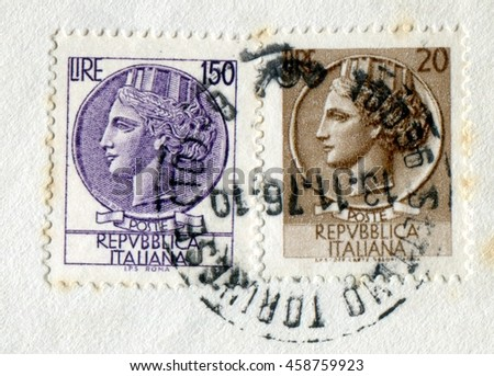 greece circa 1963 stamp printed greece stock photo. Black Bedroom Furniture Sets. Home Design Ideas