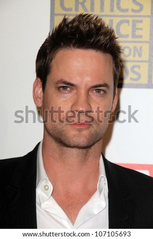 Shane West at the Second Annual Critics' Choice Television Awards, Beverly Hilton, Beverly Hills, CA 06-18-12