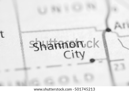Shannon City. Iowa. USA.
