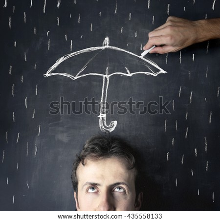 Shelter from the rain