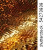 shining sequins. More of this motif & more textiles in my port. - stock photo